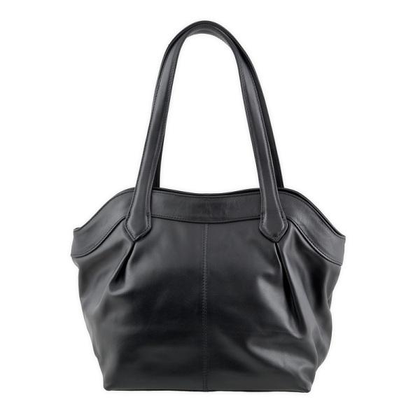 Женская сумка из кожи.